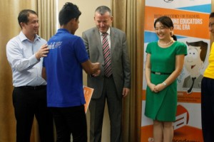 ICDL Asia Attends Launch Event of Program, Digital Proficiency for Teachers in the Philippines